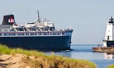 """Groupon - $ 139 for Roundtrip Lake Michigan Cruise for Two from """"S.S. Badger"""" Lake Michigan Carferry ($282 Value) in Multiple Locations. Groupon deal price: $139"""