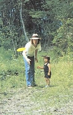 John Lennon and Sean in Karuizawa, Japan 1979 - a photo on Flickriver