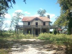 This is the Blacksher House.