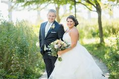 Ashley + Cameron | Wedding Ceremony & Reception. Photos by The Siners Photography. #IndianaStateMuseum