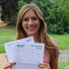 Oaklands students celebrate record A Level results