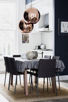 Fine apartment in London Interiordesignshome.com
