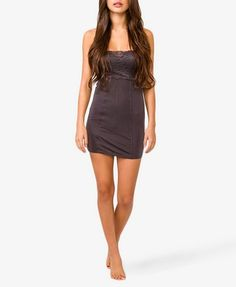 Convertible Lace Trimmed Control Slip | FOREVER 21 - 2041073973
