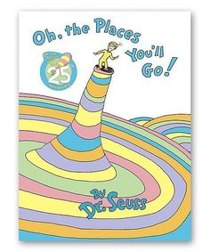 Random House Oh, the Places Youll Go! Hardcover | zulily