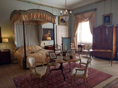 """Syon House, Gosford Park 