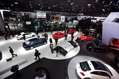 2012 North American International Auto Show