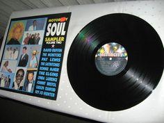 Motorcity Soul Sampler Volume Two UK 1990 Lp mint