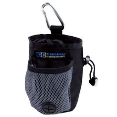 Canine Equipment Carry-all Treat Bags, Black - http://dogfoodstorage.bgmao.com/canine-equipment-carry-all-treat-bags-black