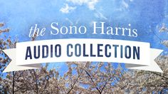 Sono Harris Audio Collection Giveaway