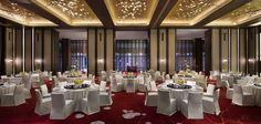 Park Hyatt Hangzhou, China Banquet Set-up