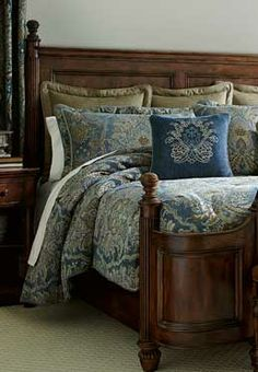 biltmore® for your home elizabethan bedding collection #belk