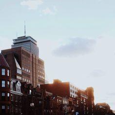Boston city love