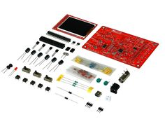 "21.46$  Watch here - http://ali0iq.shopchina.info/go.php?t=32370076508 - ""NEW 1PCS DSO138 2.4"""" TFT Digital Oscilloscope Kit DIY parts ( 1Msps ) with probe"" 21.46$ #aliexpress"