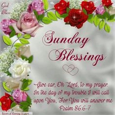 To my sister and family ,happy Sunday,God bless all my family☆♡☆.