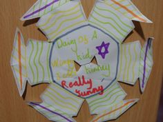 Year 7 snowflake book recomendation