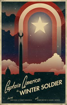 #CaptainAmerica: The Winter Soldier by @J O Sinclair