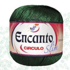Fio Círculo Encanto Slim - 100g (240m)