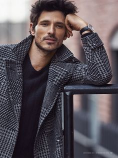 Andres Velencoso Segura for Robb Report, photographed by Dean Isidro, September 2015