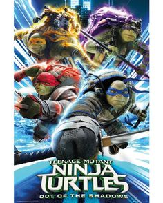 They are finally out of the shadows and they are inviting you to their coming out party. #TMNT2 is now showing @GenesisCinemas Lagos Abuja PortHarcourt and Warri. Make a date now! #Movie #Heroes #SuperHeroes #Fun #Funny #Adventure #NinjaTurtles