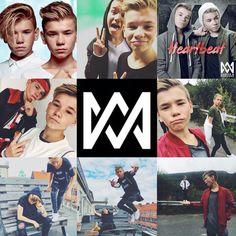 Hey! I'm a fan of MARCUS & MARTINUS❤️ I Go Crazy, Going Crazy, I Got You, Great Friends, Ariana Grande, Idol, Movies, Movie Posters, Mac