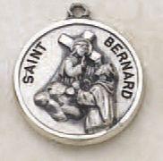 Saint Bernard (Patron of Mountain Climbers)