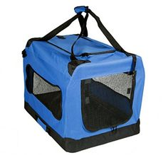 Mr Peanuts Soft Sided Dog House Style Portable Pet Crate Extra Interior Space Reduces Anxiety Designed for Pet Comfort with Fleece Bedding Not For Airline Use Medium 236 x 165 x 165 ** Check out this great product.(This is an Amazon affiliate link and I receive a commission for the sales)