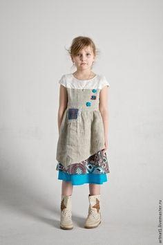 Одежда для девочек, ручной работы. Ярмарка Мастеров - ручная работа Платье с бабочкой. Handmade.