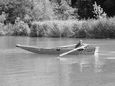 course individuelle barque du rhone