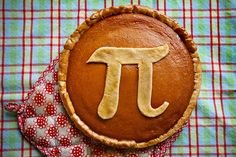 Under this image of a pie, lies a fun Glogster activity for Pi Day.