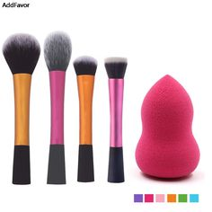 Makeup Set Facial Sponge Blender Make up Brushes Cosmetic Power Puff Face Blush Brush Contour Liquid Foundation //Price: $19.08 //     Visit our store ww.antiaging.soso2016.com today to stay looking FABULOUS!!! Cheers!!    Message me for details!   #skincare #skin #beauty #beautyproducts #aginggracefully #antiaging #antiagingproducts #wrinklewarrior #wrinkles #aging #skincareregimens #skincareproducts #botox #botoxinjections #alternativetobotox  #lifechangingskincare…