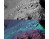 Pasadena CA (JPL) Aug 02, 2016 New findings using data from NASA's Mars Reconnaissance Orbiter show that gullies on modern Mars are likely not being formed by flowing liquid water. This new evidence will allow researchers to further narrow theories about how Martian gullies form, and reveal more details about Mars' recent geologic processes. Scientists u…