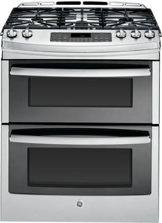 Merveilleux Kitchenaid 30 In 5 Burner 3.9 Cu Ft/2.1 Cu Ft Double Oven Convection Gas  Range (Stainless Steel) Kfgd500ess | KitchenAid, Ranges And Pantry Room