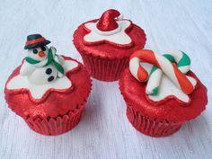 Cupcakes a diario: Cupcakes de jengibre y canela... No estoy loca aunque mis amigos lo piensen: Huele a Navidad!