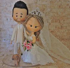 ♥♥♥  Topo de Bolo de Casamento em Biscuit Veja nossa seleção dos 10 modelos mais fofos de topo de bolo de casamento em biscuit. Todos feitos pela nossa parceira Criativ'Arts - a gente adora! :) http://www.casareumbarato.com.br/topo-de-bolo-de-casamento-em-biscuit/