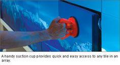 MicroTiles   Modular Digital Signage by Christie