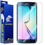 ArmorSuit MilitaryShield  Samsung Galaxy S6 Edge Screen Protector [Full Coverage] w/ Lifetime Replacements  Anti-Bubble Ultra HD Premium Shield  Clear