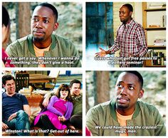 """""""We could have made the craziest mugs, man."""" {gif} #newgirl"""