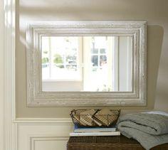 Sadie Rectangular Mirror | Pottery Barn