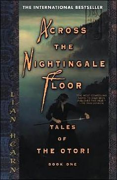 I Seriously want the Tales of Otori series to be a movie. Loved this series! Across the Nightingale Floor: Tales of the Otori Book One Ya Books, Book Club Books, Great Books, Book 1, Books To Read, Fantasy Fiction, Fantasy Books, Penguin Publishing, Nightingale