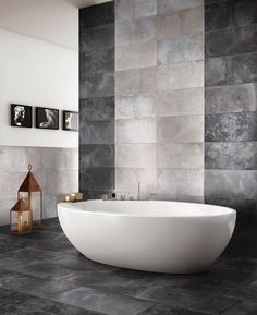 Add a touch of glamour with gorgeous bathroom tiles Bathroom