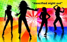 """Dancified dance classes for grown-ups, presents: """"dancified night out"""" A Jazz/Hip-Hop dance class party! Great music! Learn new moves! Giveaways! Dance rou"""