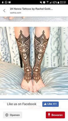 79 Amazing Tattooooooooooooos images | Hennas, Henna