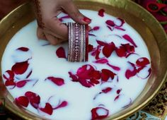* In an Indian wedding, all the rituals that are followed hold some cultural or…