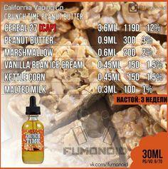 #Fumonoid  #E liquid  #Crunch time