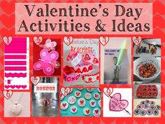 Valentine's Day Activities & Ideas
