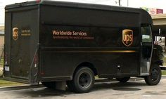 """UPS engineers map out routes for their drivers consisting of """"a series of right-hand loops""""  -No Such Thing as a Left Turn for UPS  -No left turns are economically sound"""