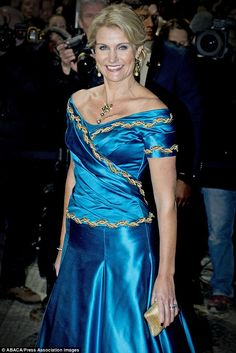 Helle thorning schmidt former danish prime minister born 1966 the danish prime minister helle thorning schmidt 48 wore an off the sciox Choice Image
