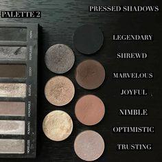 younique pallete 2 looks eye shadows Smokey Eyes - khle Tne Younique Pallete 2, Younique Eyeshadow, Smokey Eyeshadow, Eyeliner, Eyeshadow Palette, Beauty Bar, Diy Beauty, Beauty Stuff, Beauty Tips