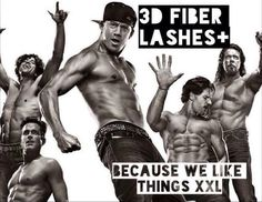 Don't miss my awesome Deal for this week only on our New 3D Plus mascara that releases July 15th! View it at: www.Fablashbywanda.com
