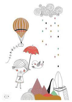 Balloons und Frieda